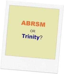ABRSM or Trinity?