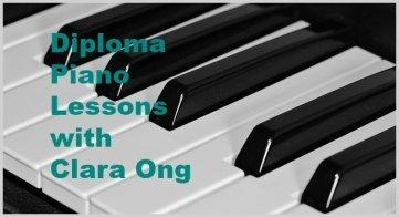 Diploma Piano Lessons