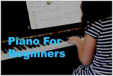 Beginner Piano Lessons